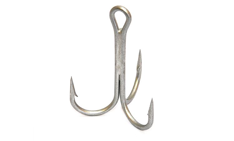 Bild på VMC 8650 PS Treble Hook - 5 pack 3/0