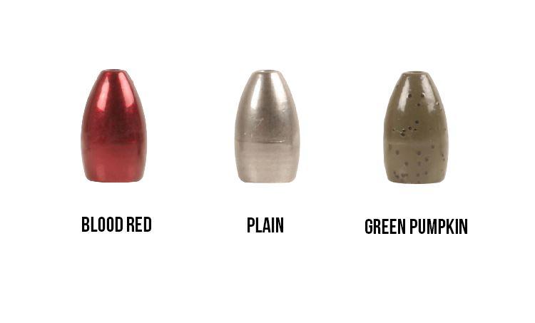 GREEN PUMPKIN  ?TOP ? CAMO Tungsten Bullet Weight