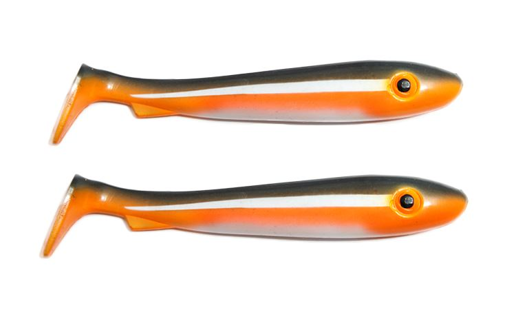 Picture of McRubber - Cayenne Pepper Bass OS - 2 pack