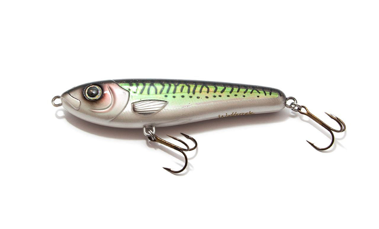 Picture of Wolfcreek Skinny Wolf Jr - Foil Mackerel