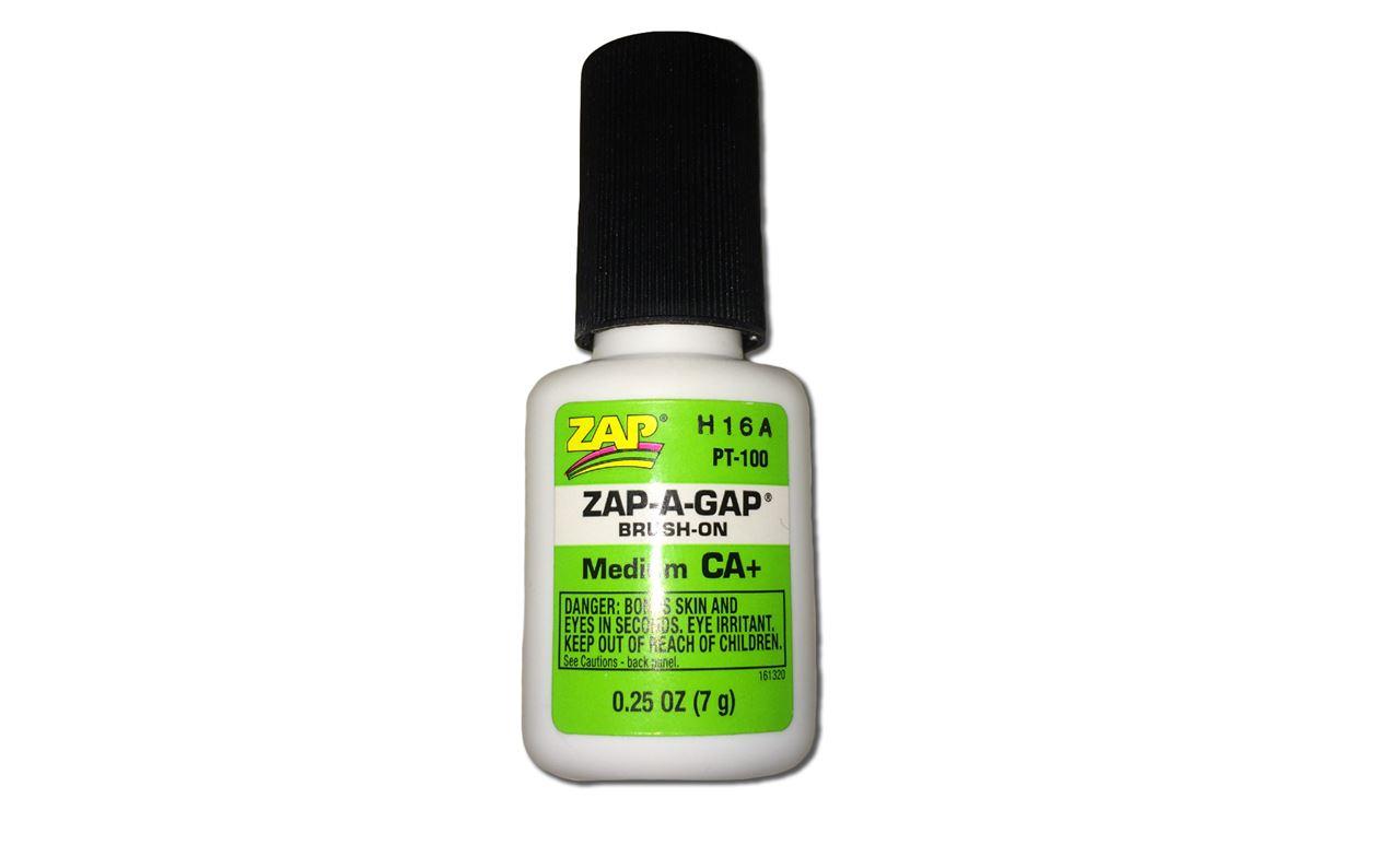 Zap-a-Gap Brush-On Super Glue - Kanalgratis