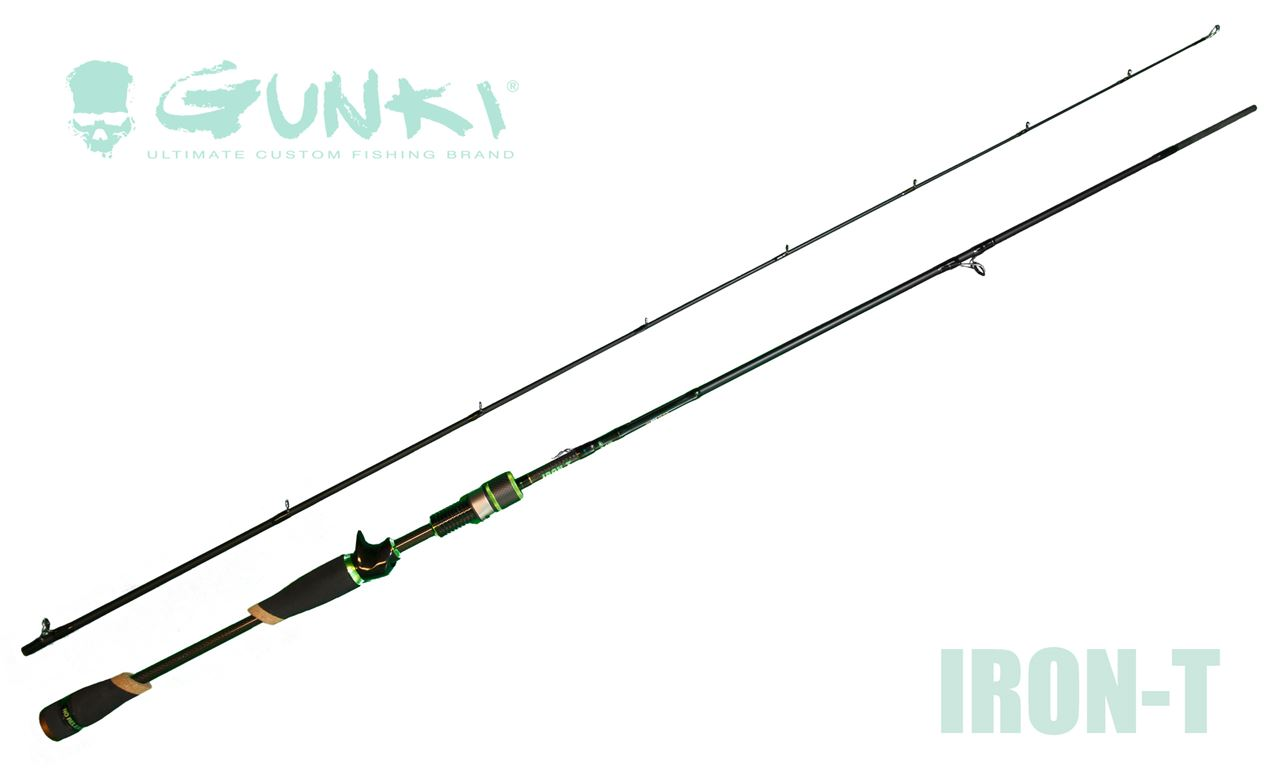 Picture of Gunki Iron-T C 198 ML Baitcasting 3,5-15 gr