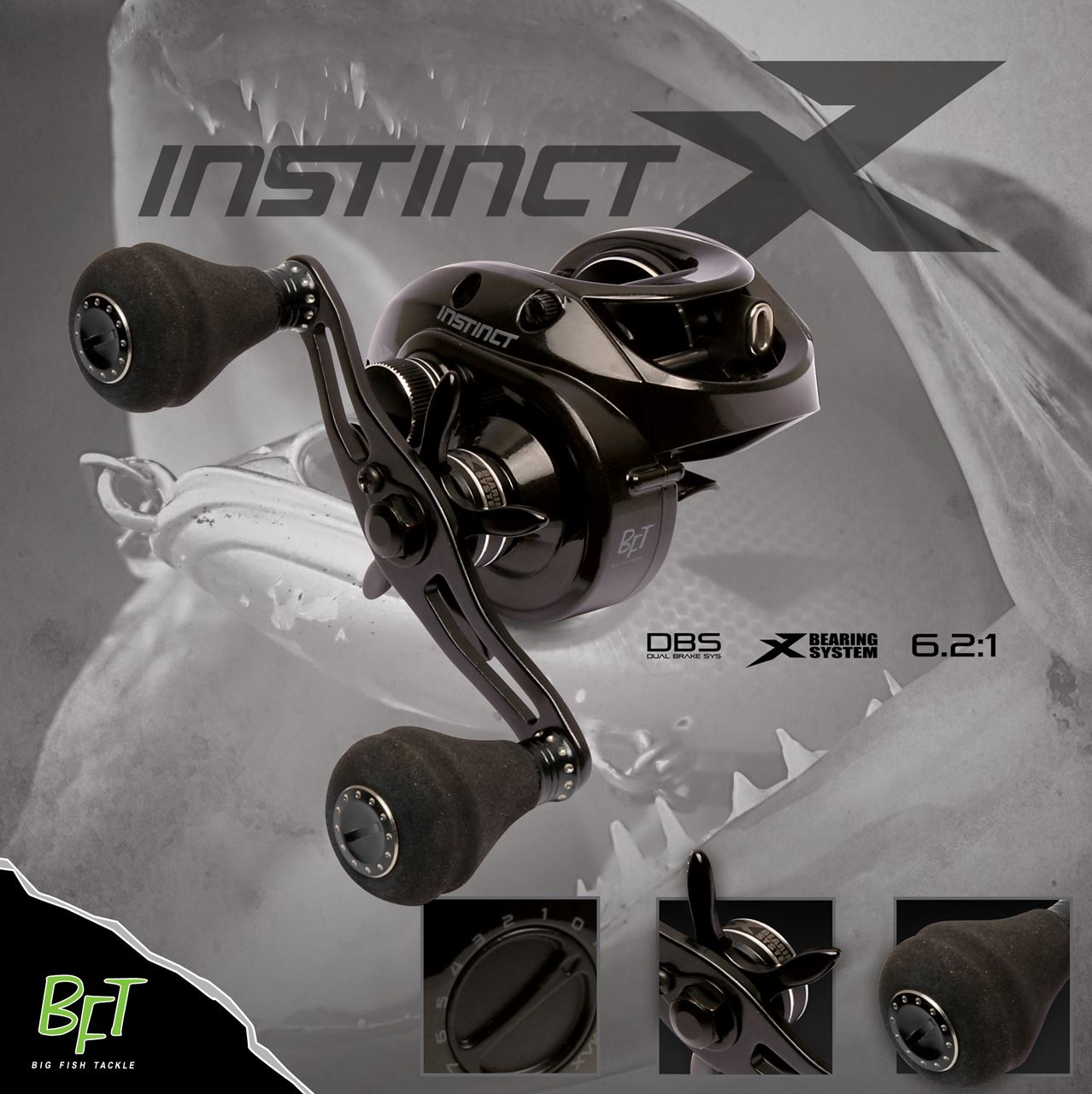 Picture of BFT INSTINCT X7 rulle