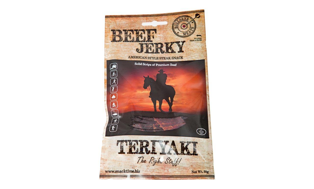 Bild på Beef Jerky - Teriyaki