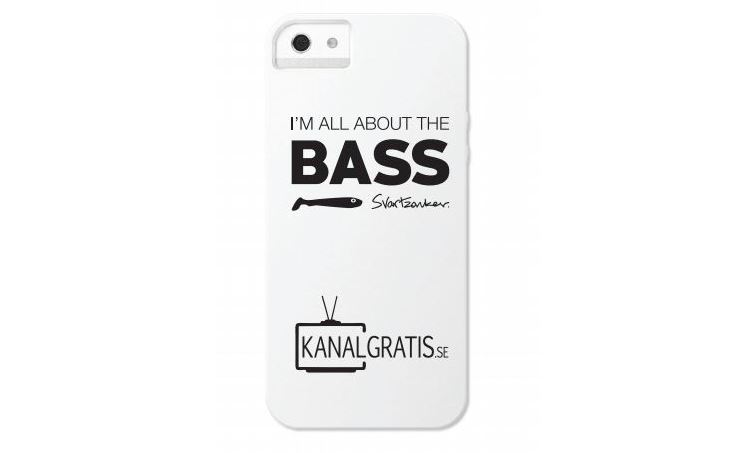 Picture of iPhone Case - I'm All About the Bass
