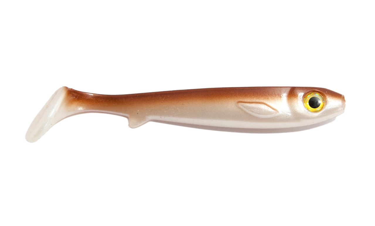 Picture of Flatnose Shad - Brown/Pearl