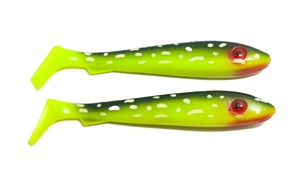 Picture of McRubber - Hot Pike - 2 pack