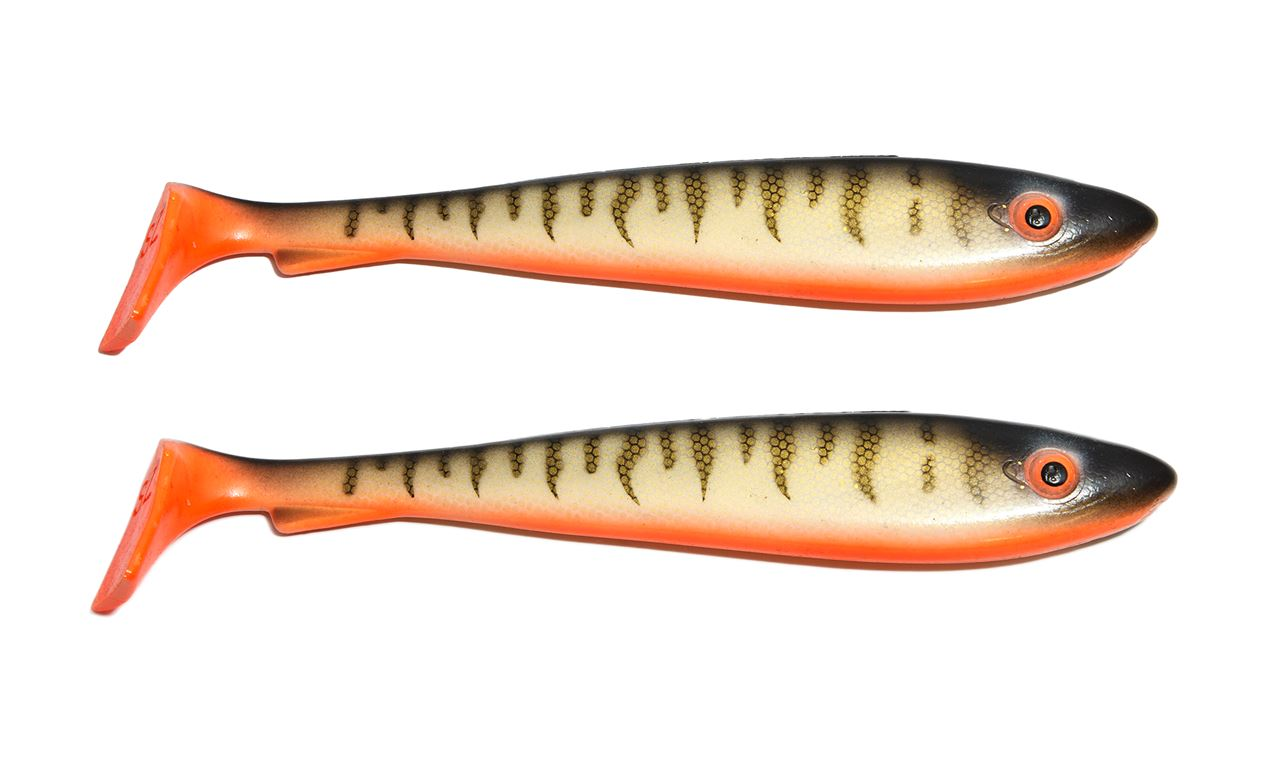 Bild på McRubber Shad - Search and Destroy - 2 pack