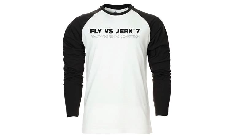 Picture of Long Sleeve Jersey - FLY VS JERK 7