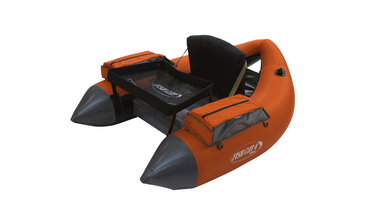 Picture of Fish Cat 4 LCS Deluxe Float Tube