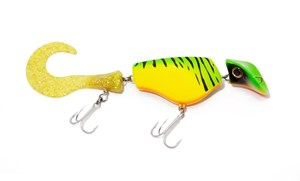 Picture of Headbanger Tail 23 cm - Firetiger