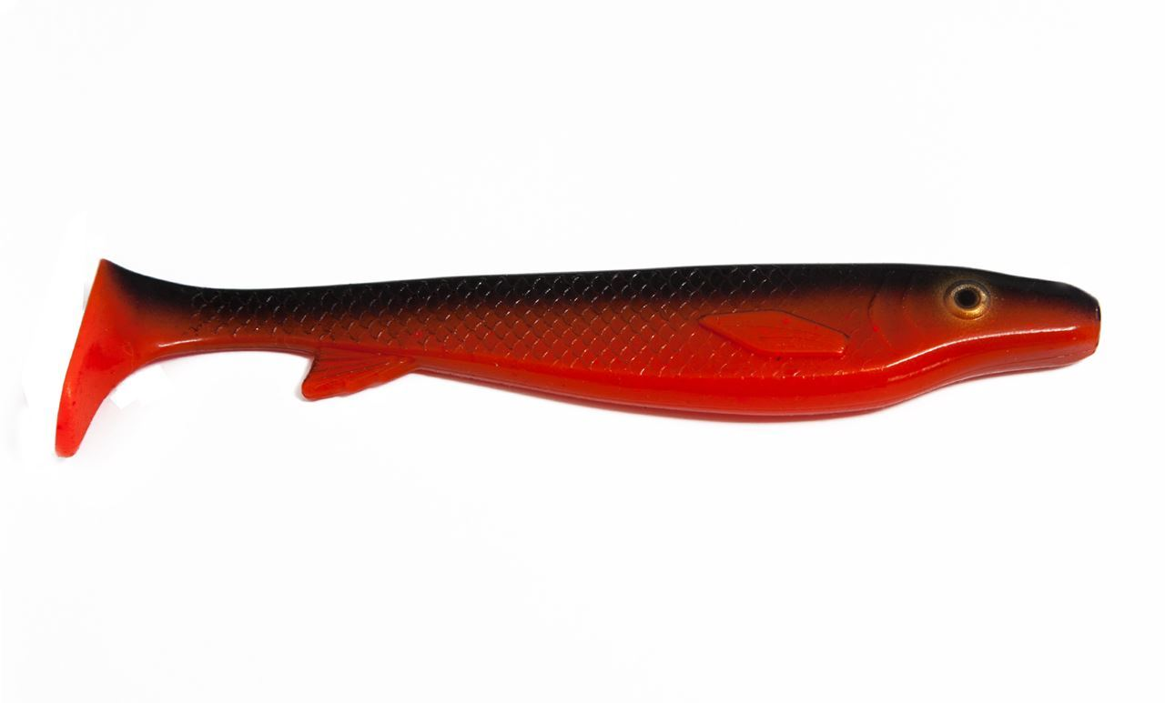 Bild på Fatnose Shad - Red/Black