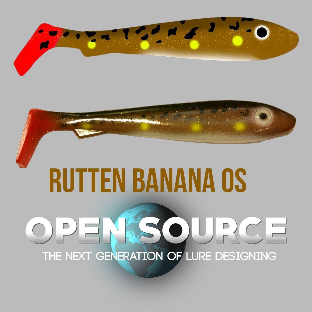 Bild på McRubber - Rutten Banana OS - Bundle