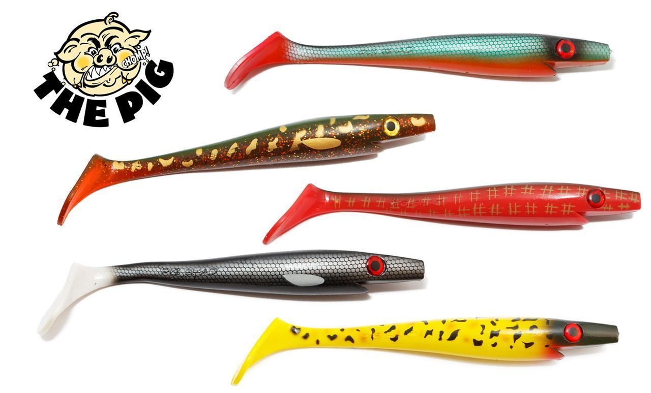 Picture of Pig Shad - Fall Bundle