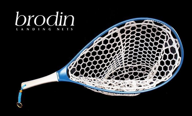Picture of Brodin Stealth Carbon Fibre Net - Blue