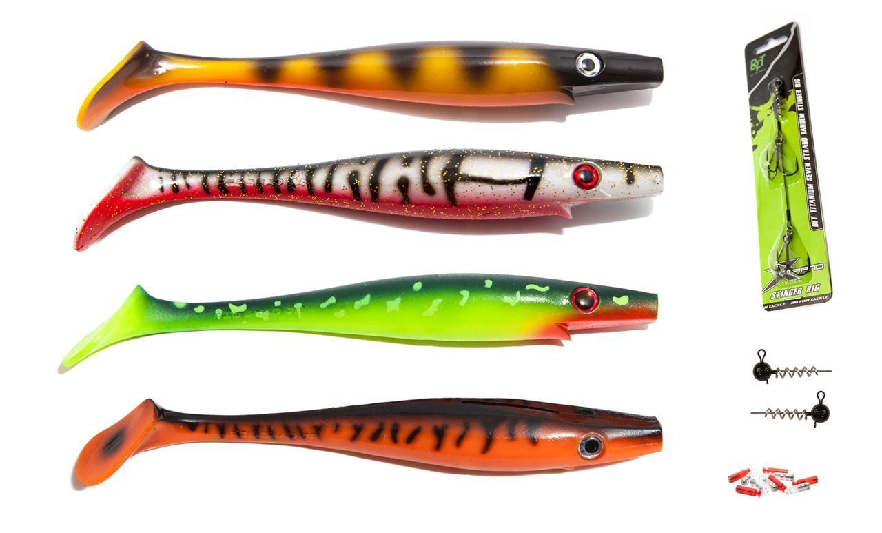 Picture of Pig Shad Jr - Spring 2017 Bundle