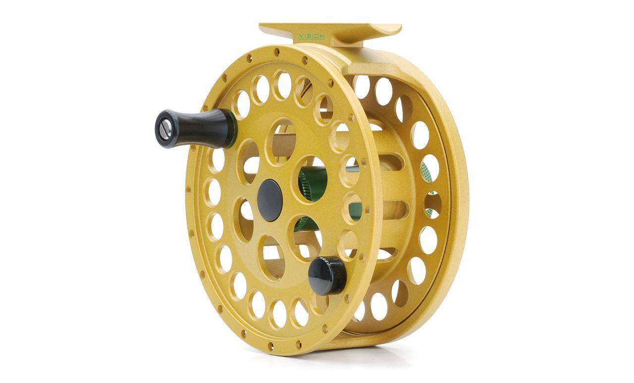 Picture of Vision Kalu Reel - Yellow