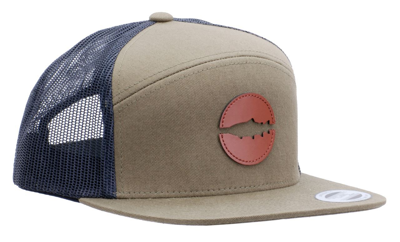Bild på Vision Natives Snapback - Olive