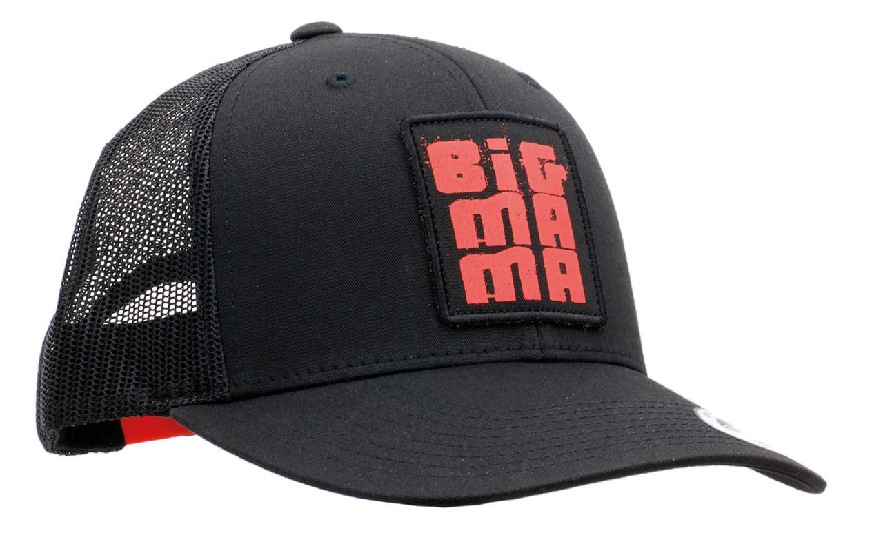 Picture of Vision Big Mama Cap - Black