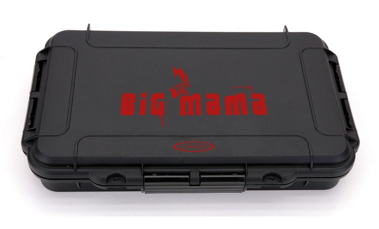 Picture of Vision Aqua Fly Box - Big Mama