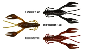 Picture of Hourra Craw 10 cm - 6 pack