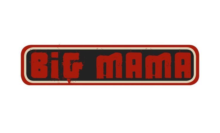 Picture of Vision Big Mama Sticker