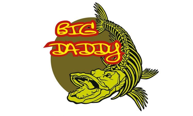 Picture of Vision Big Daddy Sticker