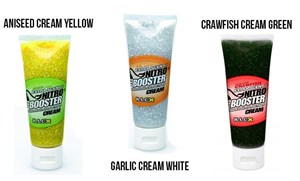 Picture of Illex Nitro Booster Cream - 75 ml Crawfish Cream Green