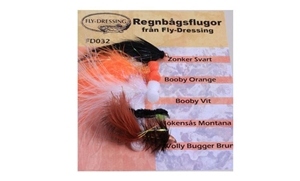 Picture of Rainbow Trout Flies