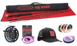 Bild på Vision Big Mama gäddflugfiske kit