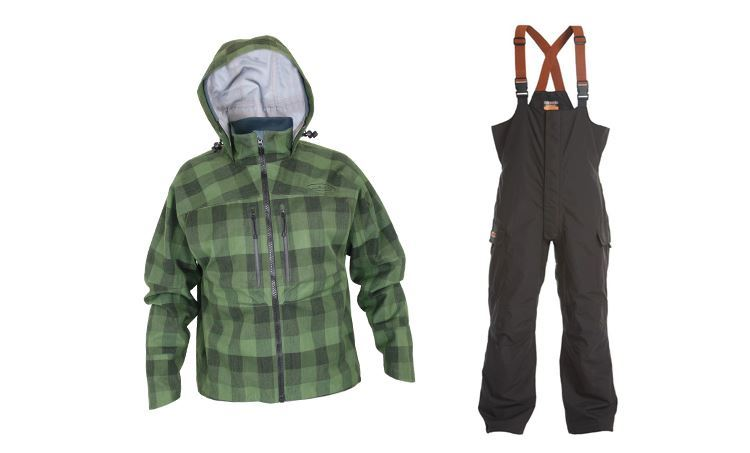 Picture of Vision Lohi Jacket + Keeper Bib & Brace Trousers Kit