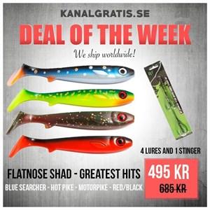 Bild på Flatnose Bundle - Greatest Hits