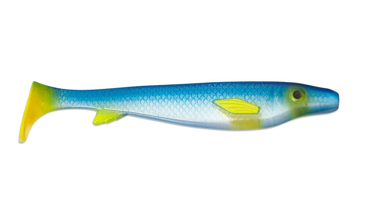 "Picture of Fatnose Shad - Clear Blue Lemonade - ""Mille's 10+"""