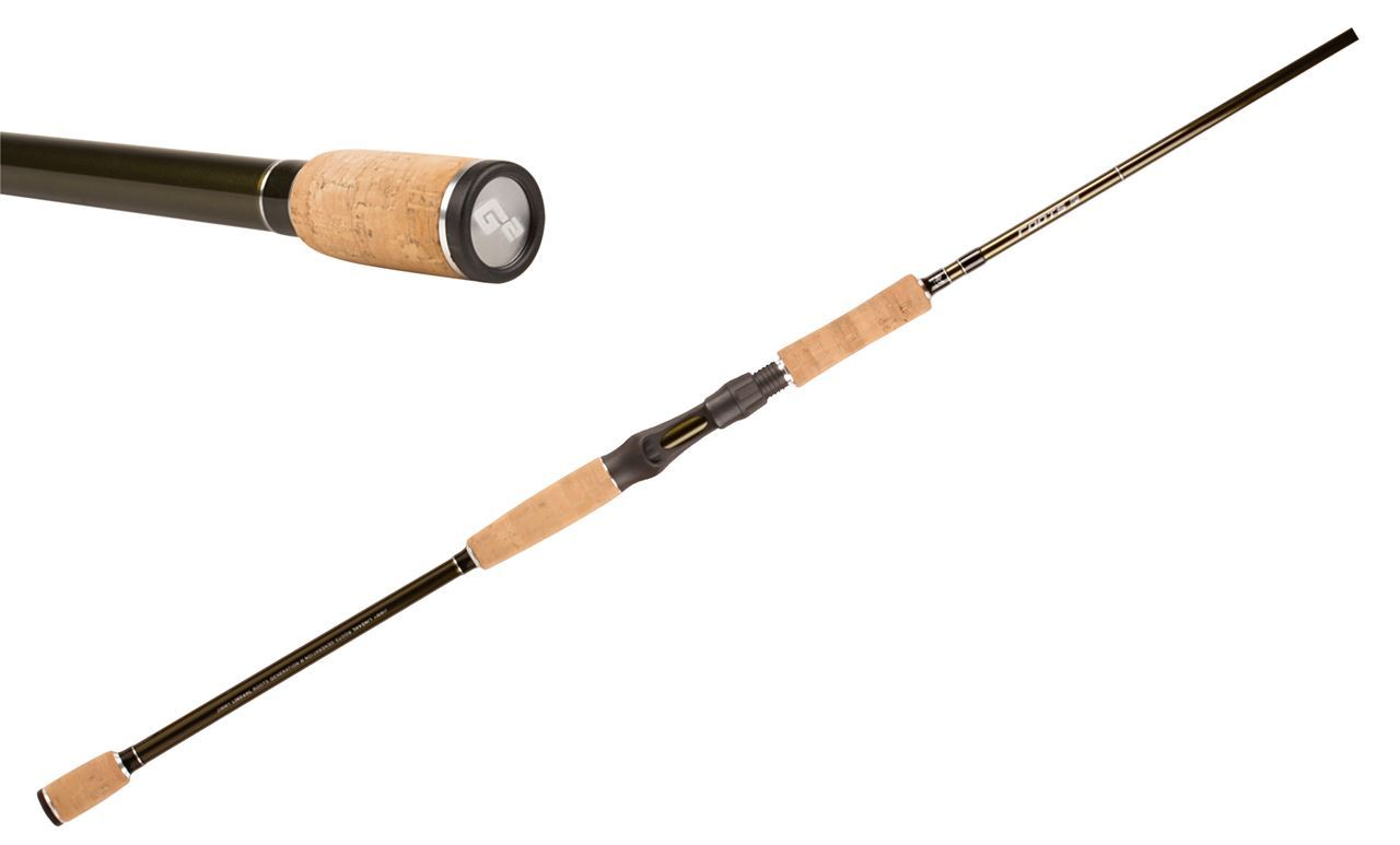 """Picture of BFT Roots G2 8'4"""" H, Impact -140g Baitcasting"""