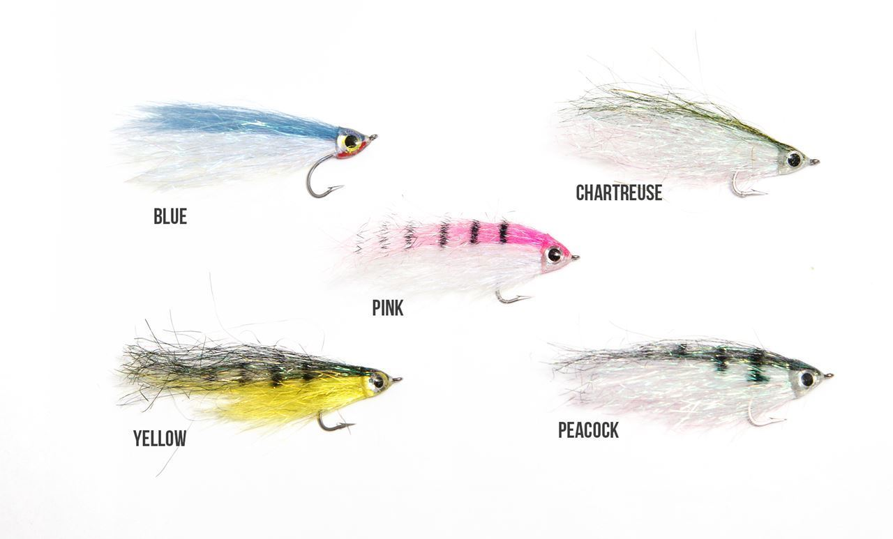 "Bild på Magic Minnow Fly - ""The Perch Pro Fly"""