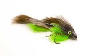 Bild på Andersson's Sid - Brown/Chartreuse