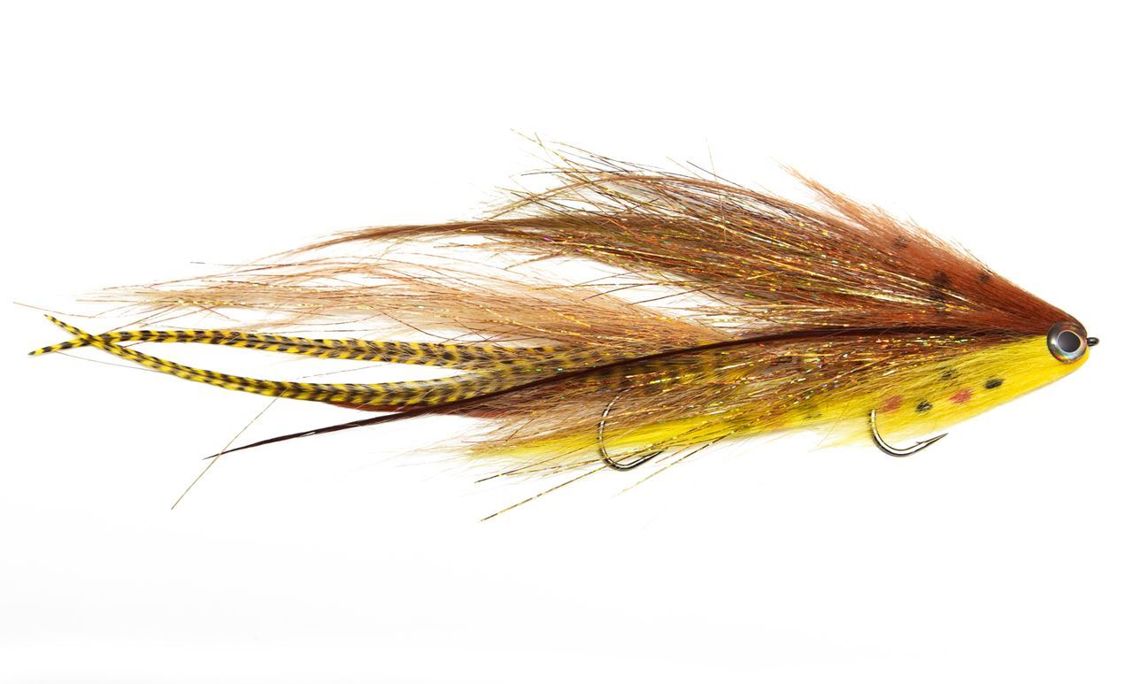 "Picture of DeliveryMan Articulated 10"" - Brown Trout"
