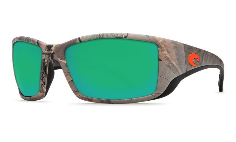Picture of Costa BLACKFIN Real Tree Camo - Green Mirror 580P