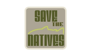 Picture of Vision Sticker - Save The Natives
