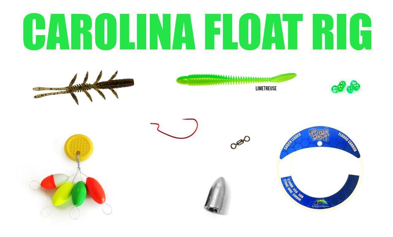 Bild på Carolina Float Rig Bundle