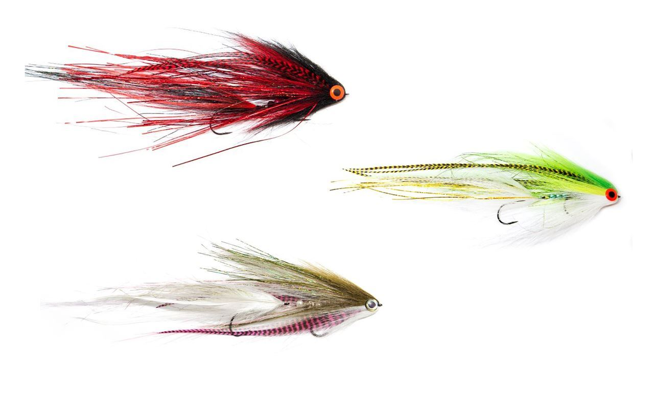"Bild på DeliveryMan Articulated 10"" Bundle with 3 flies"