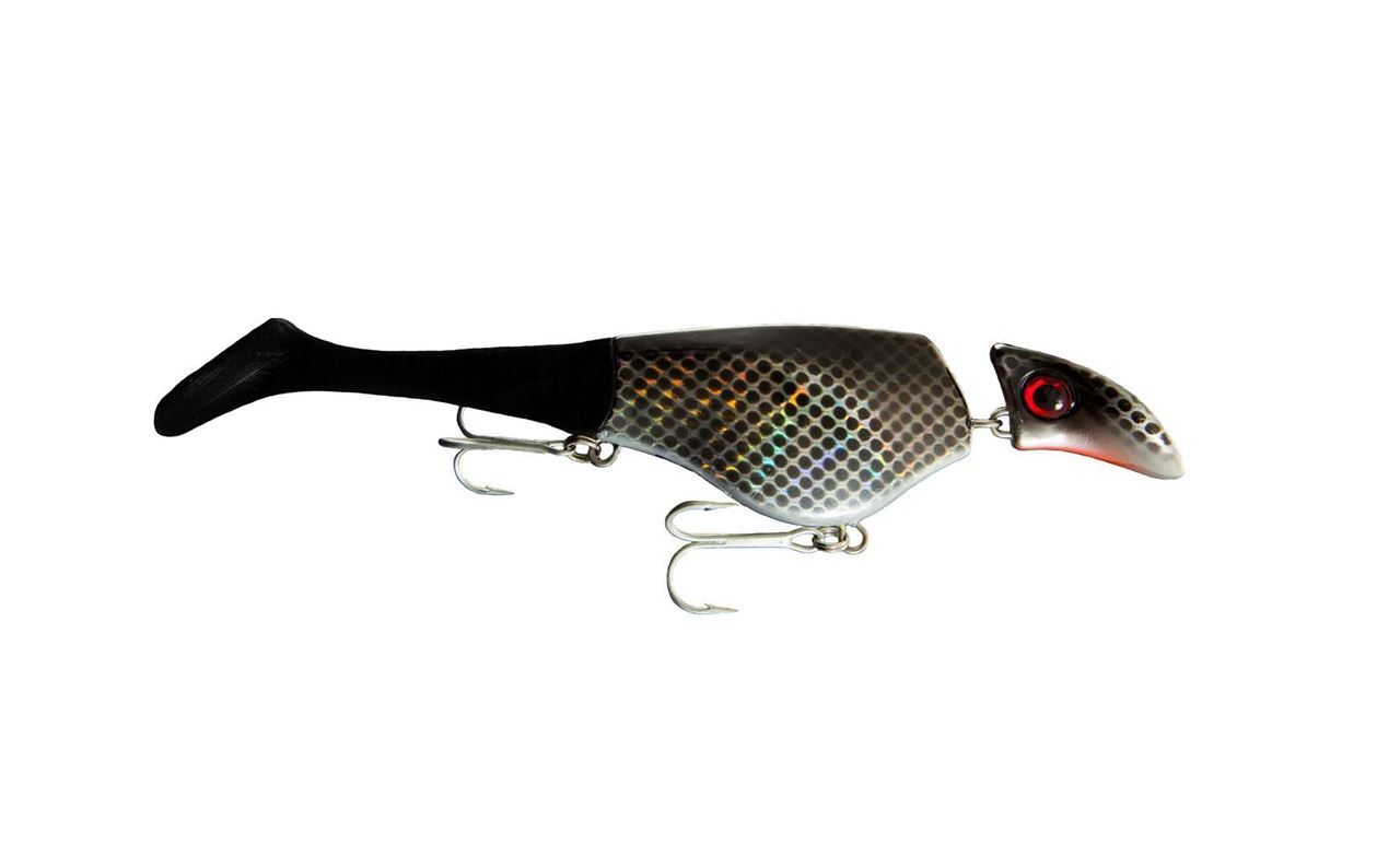 Picture of Headbanger Shad 16 cm - Black Metal