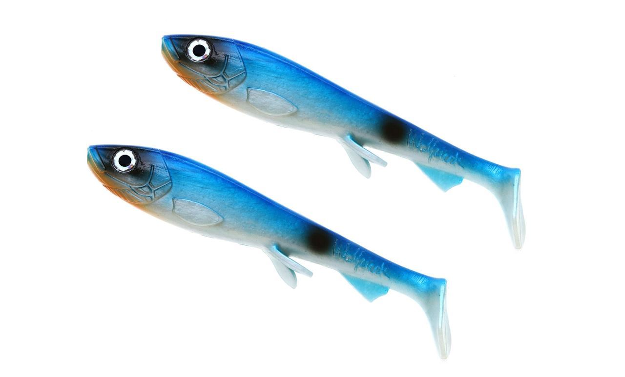 Picture of Wolfcreek Shad Jr 2-pack - Blue Shad
