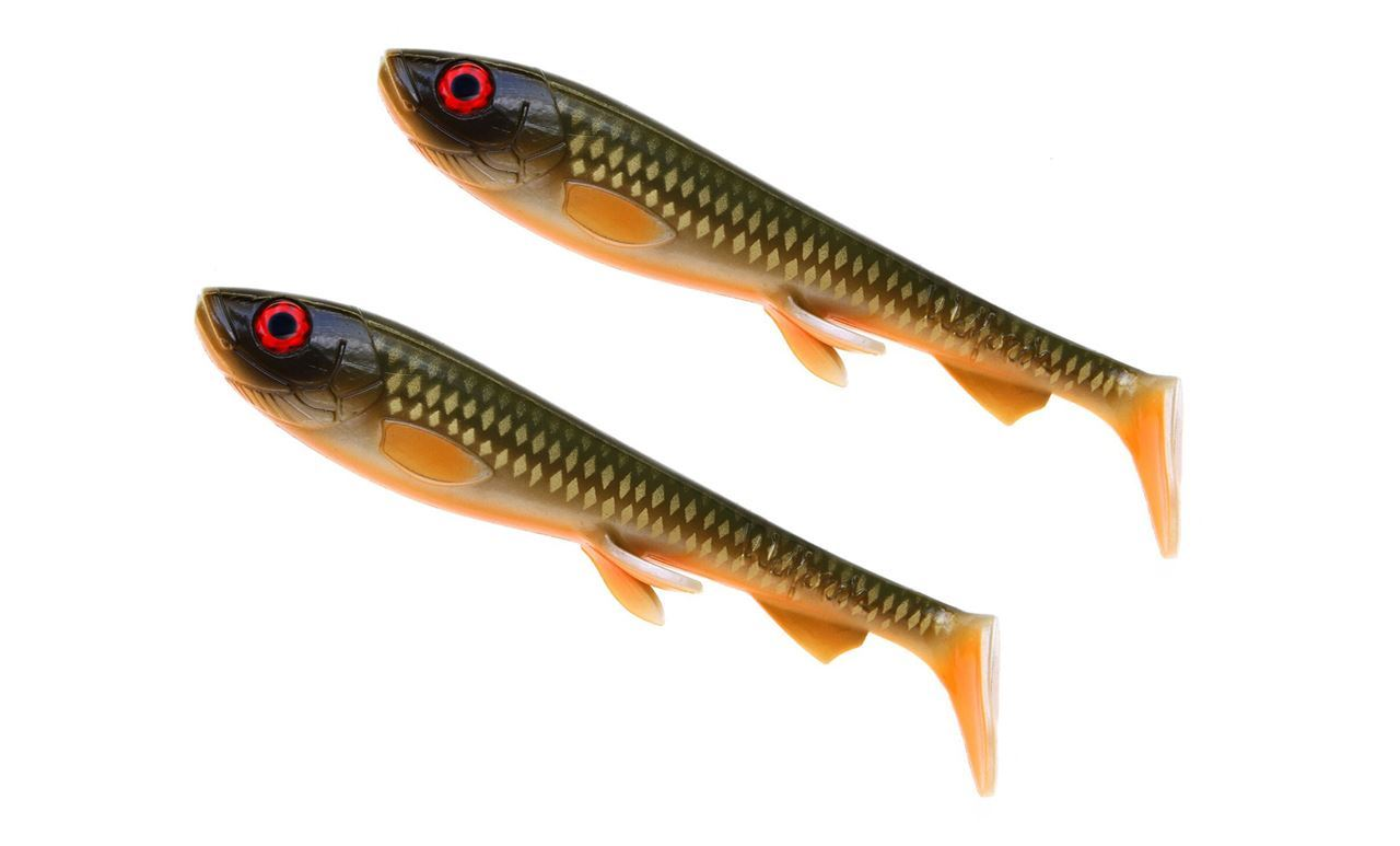 Bild på Wolfcreek Shad Jr 2-pack - Golden Olive