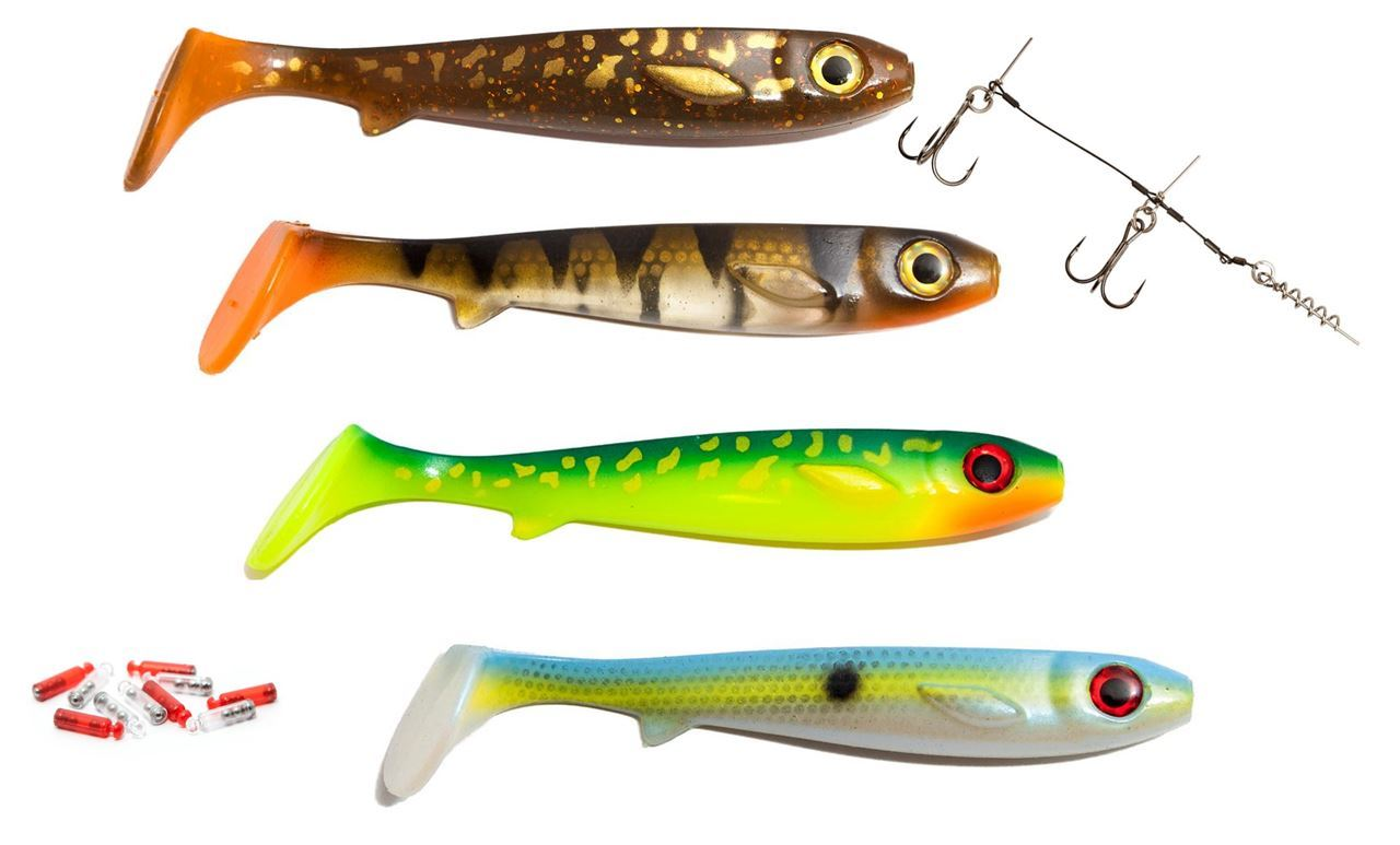 Bild på Flatnose Shad - Fall 2017 Bundle