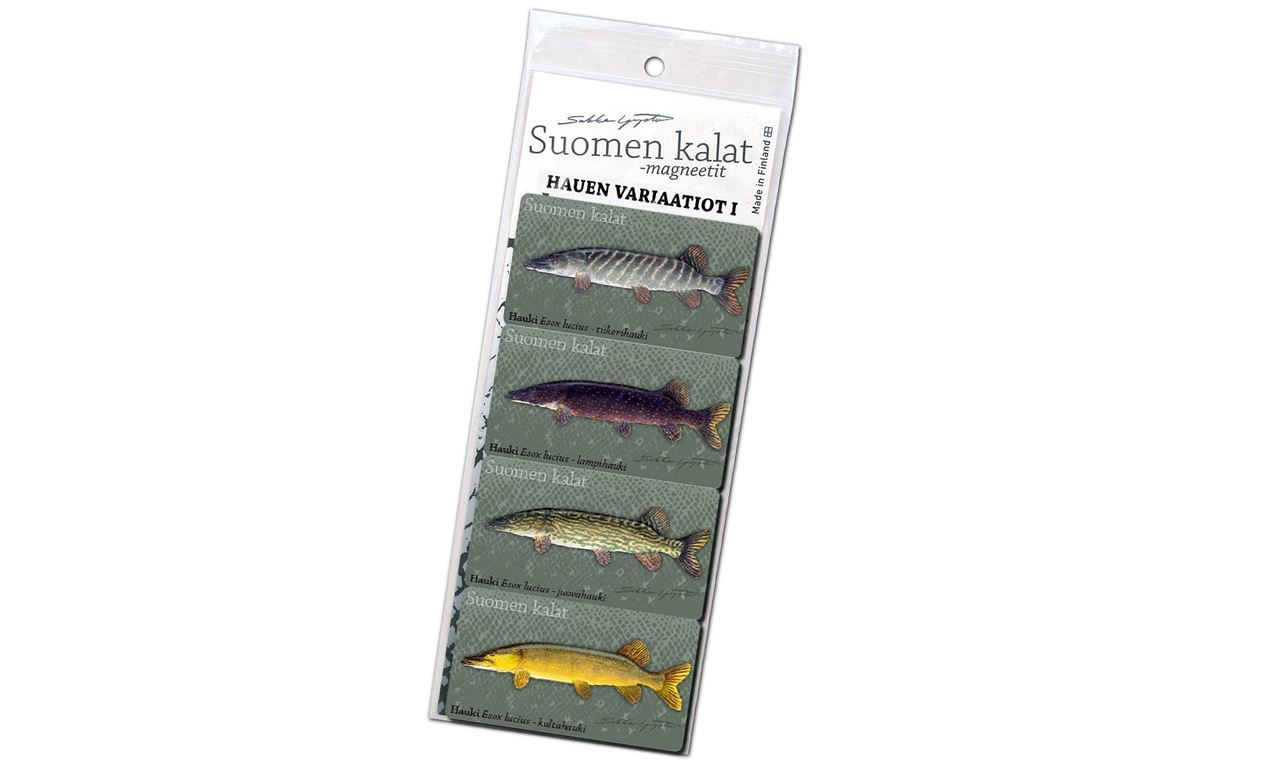 Picture of Magnet Set - Pike Variations