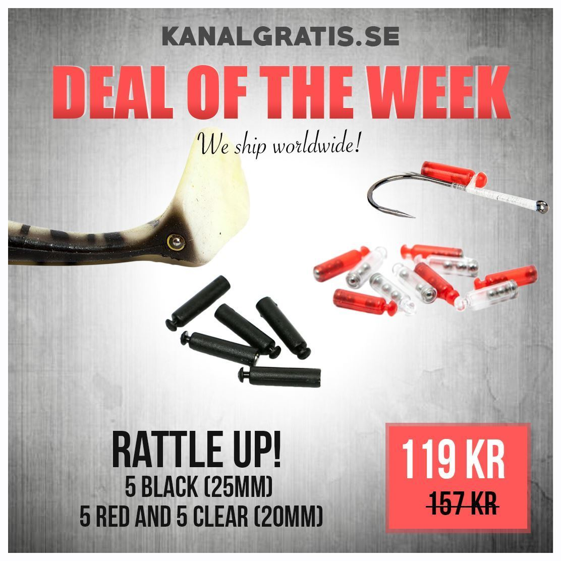 Bild på Rattle Up - Bundle