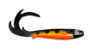 Picture of Flatnose Dragon - Black Okoboji Perch