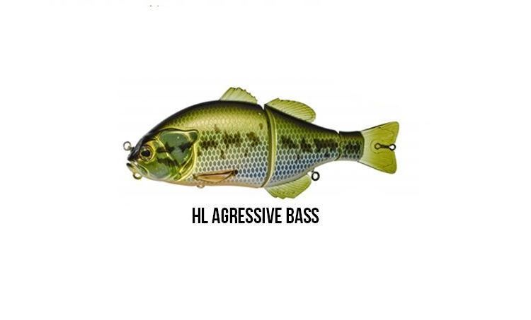 Picture of Illex Gantarel - HL Agressive Bass 16 cm