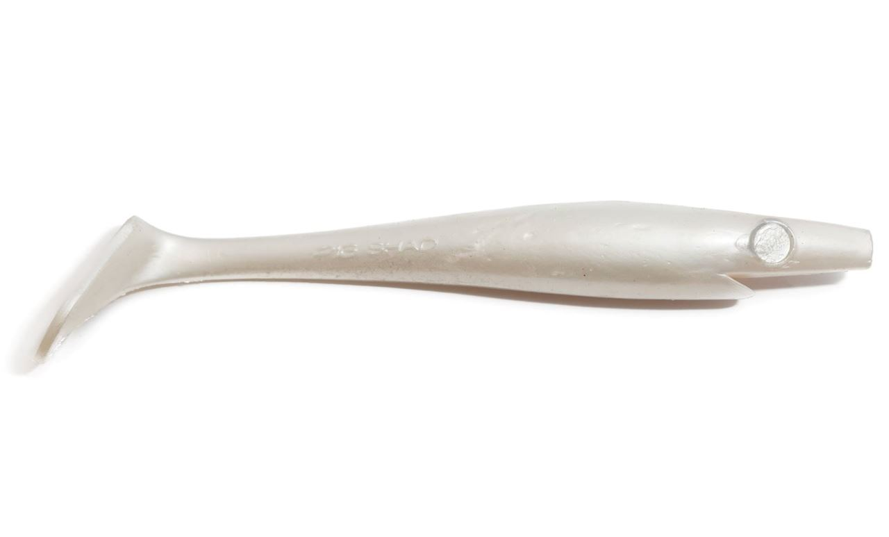 Picture of Pig Shad - Pearl White
